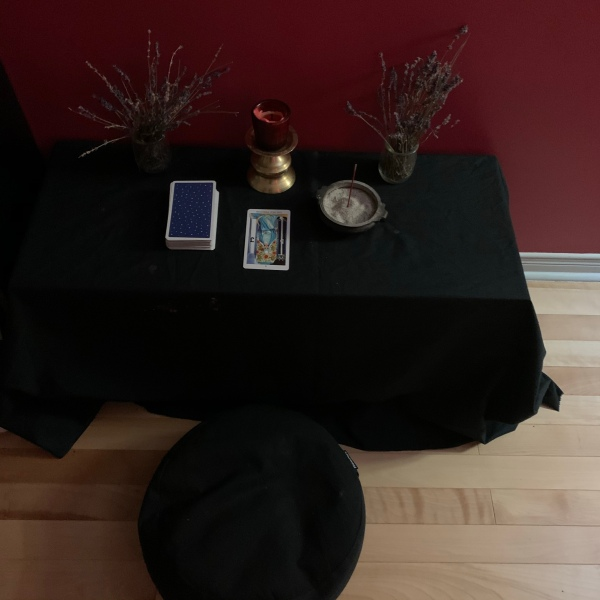 your altar is better than my altar